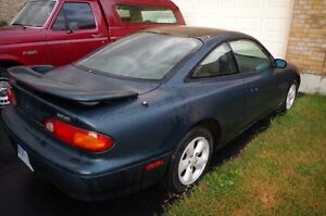 1993 Mazda MX-6 LS Coupe (2 door) London Ontario image 3