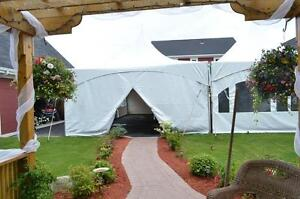 Commercial Wedding Tent & Facebooth photo booth and videobooth St. John's Newfoundland image 6