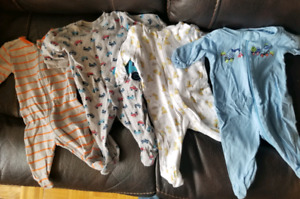 0-3 to 9M Boys Clothing Lot - MAKE AN OFFER!