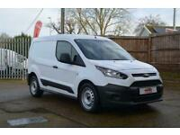 2016 66 FORD TRANSIT CONNECT 1.5 220 EURO 6 TREND 5 SEAT DOUBLE CAB VAN DCIV 100