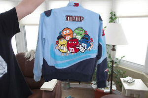 Boys M&Ms Racing Jacket #38 Oakville / Halton Region Toronto (GTA) image 1