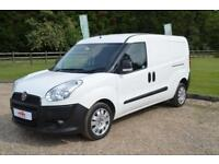 2015 FIAT DOBLO 1.6 105 CARGO MAXI MULTIJET Panel Van DIESEL MANUAL