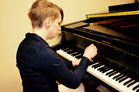 Piano Lessons for Children in North Vancouver