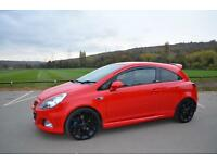 VAUXHALL CORSA 1.6 ,VXR RACING EDITION, 2009, ONLY 53K, No 80