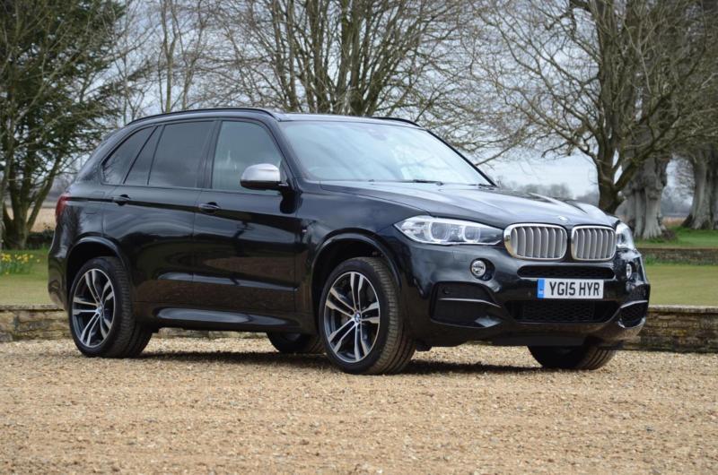 2015 Bmw X5 M50d M50d 3 0 Auto Estate Diesel In