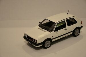NOREV 1/18 VW GOLF GTI G60 1990 VOLKSWAGEN 2 MK2 RABBIT