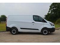 Ford Transit Custom 2.2 TDCI 290 L1 H1 Short Wheel Base Panel Van 100 BHP