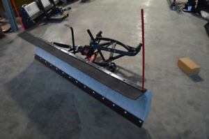 """New Galvanized Canada Plow - 82,84,88"""" Canadian Made Snow Plows!"""