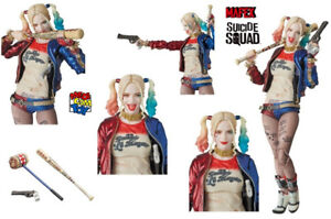 MAFEX Suicide Squad - Harley Quinn Action Figure in store!