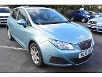 2010 Seat Ibiza 1.4 TDI ( 80ps ) Ecomotive 5 DOOR DIESEL