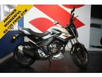 2017SINNIS RS125 ***VERY LOW MILEAGE***
