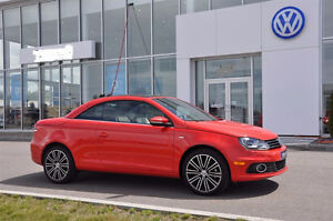 2015 VW Eos Wolfsburg Techno Pack Coupe (2 door)