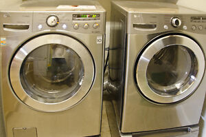 FRONT LOAD WASHERS & DRYERS MEGA SUMMER BLOWOUT FREE SHIPPING