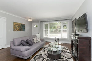 Incredible Open Concept Living in Mississauga