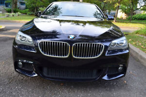 2013 BMW 528i Xdrive M-package, condition impeccable