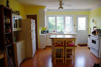 Sept 1 - Sunny 3.5 Villeray / Jean-Talon $850 furnished, all in