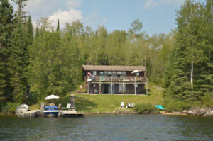 White Moose Road Cottage, Sioux Narrows