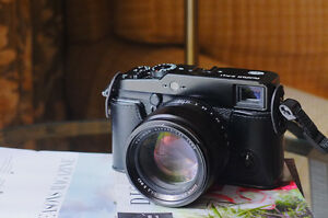 Fuji X-Pro1 with 56mm f/1.2 and 27mm f/2.8