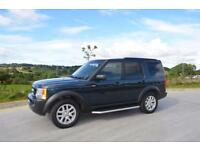 LAND ROVER DISCOVERY 3 TDV6 2.7, XS, 2008 08 PLATE