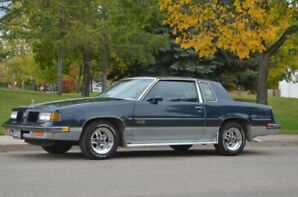 87 olds 442