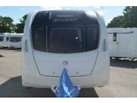 2014 Swift Challenger 480 SE - 2 Berth - End Washroom - Touring Caravan