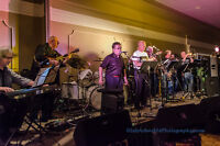 Refugee Fundraiser in Crystal Beach with the band, Samsara