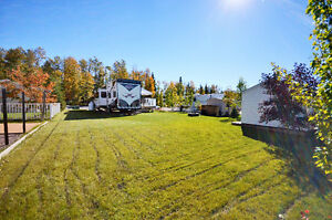 RV LOT For Sale at Raymond Shores on Gull Lake! $119,900