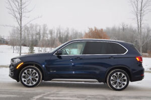 LUXURY X5 35i in PERFECT Condition: What a Christmas Gift!