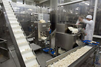 Employé(e) recherché(e) pour usine alimentaire