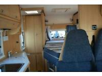 Dethleffs Globetrotter BUS II FIAT DUCATO 3 BERTH 4 TRAVELLING SEATS MOTORHOME