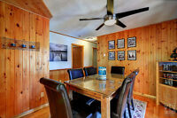 Family vacation cottage getaway - Right on Seguin Trail!!