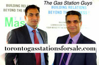 Esso Gas Station+Con-Store & Lotto with land for Sale