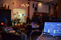 DJ / Karaoke host for your CHRISTMAS / STAFF PARTY
