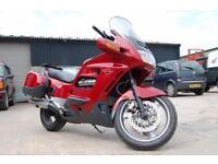 1990 HONDA ST1100-L PAN EUROPEAN RED FUTURE CLASSIC LOVELY TOURING BIKE RED