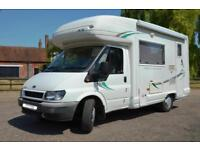 2004 5-BERTH Auto Sleeper POLLENSA motorhome for sale