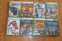 XBOX 360 GAMES FOR SALE CHEAP