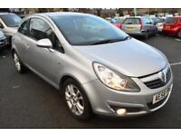 2008 Vauxhall/Opel Corsa 1.3 CDTi 16v ( 90ps ) ( a/c ) SXi DIESEL