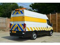 2015 IVECO Daily 2.3 35S11 13v Medium Wheel Base High Roof Tyre Fitters Panel Va