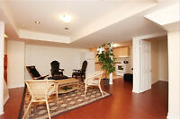 2 B/R Basement Apartment in Fletchers Meadow, Brampton