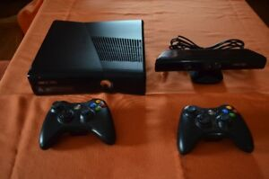 XBOX 360(Slim System) CONSOLE  4GB WITH KINECT for sale  Sarnia