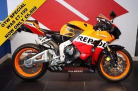 2013 13 HONDA CBR600RR RA-D REPSOL