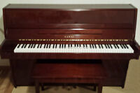 Kawai CX5 Console Upright Piano in Good Working Condition
