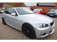 2008 BMW 3 SERIES 3.0 335D M SPORT 2D AUTO 282 BHP DIESEL