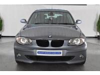 2004 BMW 1 SERIES 120D SE HATCHBACK DIESEL