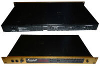 Marshall JMP-1 Guitar Preamp also sounds Great for Bass