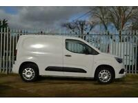 2019 VAUXHALL COMBO CARGO 2300 1.5 100PS L1 H1 SPORTIVE MANUAL