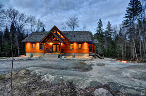 Muskoka Cottage with Salt Water Hottub For Rent