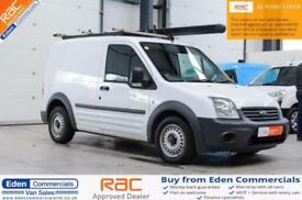 2012 12 FORD TRANSIT CONNECT 1.8 T200 LR 1D 74 BHP DIESEL PANEL VAN