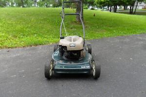 """Lawnmower - 1996 Craftsman 6.5 HP B&S 20"""" Mulcher"""