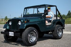 1967 Military Jeep M38A1